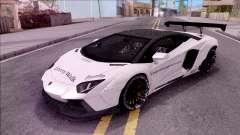 Lamborghini Aventador LP700-4 LB Walk Custom