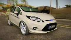 Ford Fiesta 1.4 TDCI для GTA San Andreas