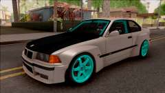 BMW M3 E36 Drift Rocket Bunny для GTA San Andreas