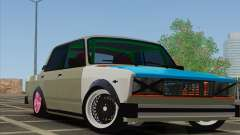 ВАЗ 2105 Customs Боевая Классика для GTA San Andreas
