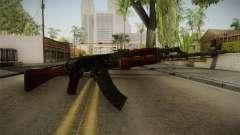 CS: GO AK-47 Jaguar Skin для GTA San Andreas