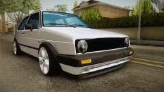 Volkswagen Golf MK2 2.0 TFSI Beta