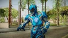 Blue Ranger Skin