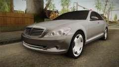 Mercedes-Benz S500 2013