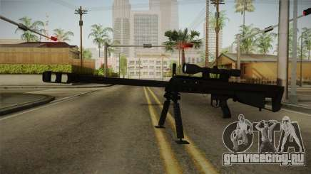 Mirror Edge Barrett M95 для GTA San Andreas