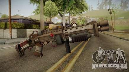 Joker Gun from Batman: Arkham Knight для GTA San Andreas