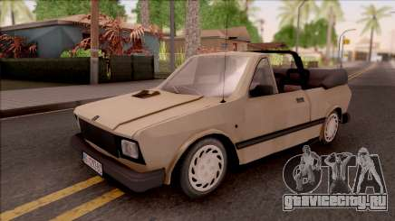 Yugo Koral 45 Kabrio для GTA San Andreas