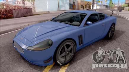 Dewbauchee Super GT LT для GTA San Andreas