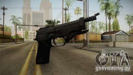 Mirror Edge Beretta M93R для GTA San Andreas