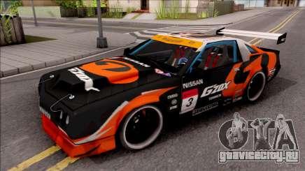 Driftstyle Buffalo для GTA San Andreas
