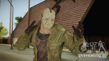 Mortal Kombat X - Jason Voorhees для GTA San Andreas