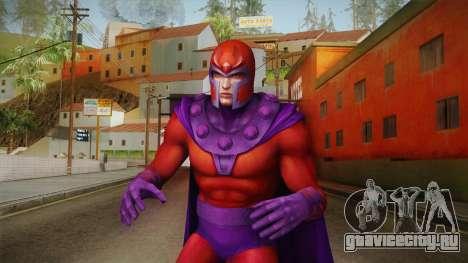 Marvel Future Fight - Magneto для GTA San Andreas