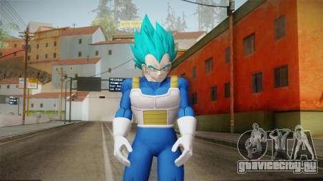 Vegeta Skin HD v4 для GTA San Andreas
