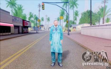 Долговязый из S.T.A.L.K.E.R для GTA San Andreas