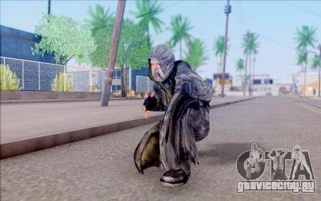 Отец Виталий из S.T.A.L.K.E.R. для GTA San Andreas шестой скриншот