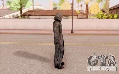 Молодой Боров из S.T.A.L.K.E.R. для GTA San Andreas четвёртый скриншот