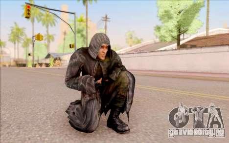 Молодой Боров из S.T.A.L.K.E.R. для GTA San Andreas