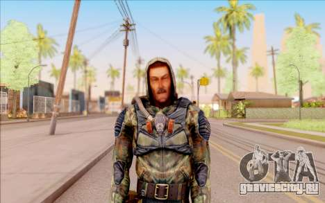 Славен из S.T.A.L.K.E.R. для GTA San Andreas