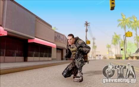Дегтярёв в бронежилете из S.T.A.L.K.E.R. для GTA San Andreas пятый скриншот