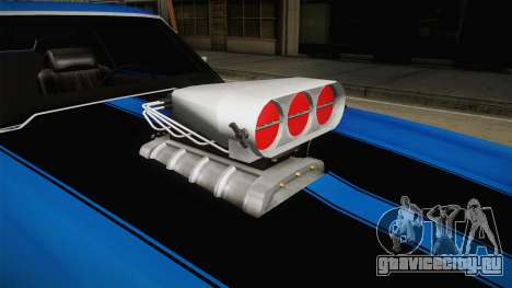 Chevrolet Chevelle SS 1970 v2 для GTA San Andreas
