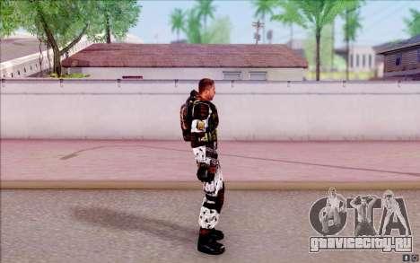 Бродяга из S.T.A.L.K.E.R для GTA San Andreas третий скриншот