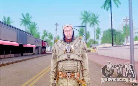 Волк из S.T.A.L.K.E.R для GTA San Andreas