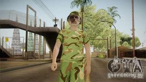 DLC GTA 5 Online Skin 1 для GTA San Andreas