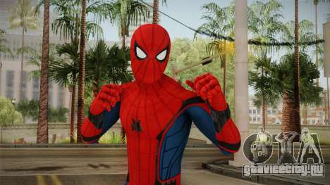 Spiderman Homecoming Skin v1 для GTA San Andreas