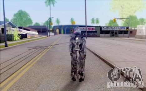 Отец Виталий из S.T.A.L.K.E.R. для GTA San Andreas пятый скриншот
