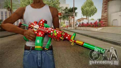 SFPH Playpark - Christmas K2 для GTA San Andreas третий скриншот