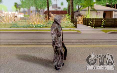 Отец Виталий из S.T.A.L.K.E.R. для GTA San Andreas четвёртый скриншот