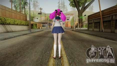 Yandere Simulator - Inkyu Basu для GTA San Andreas