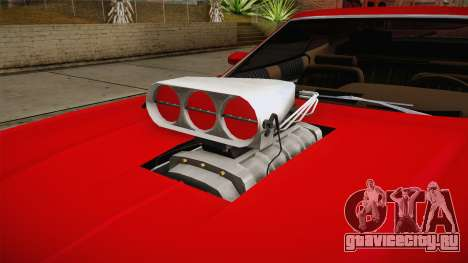 Ford Gran Torino 1972 v1 для GTA San Andreas вид сбоку
