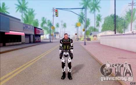 Бродяга из S.T.A.L.K.E.R для GTA San Andreas второй скриншот