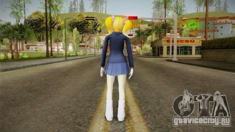 Rival Chan Skin для GTA San Andreas третий скриншот