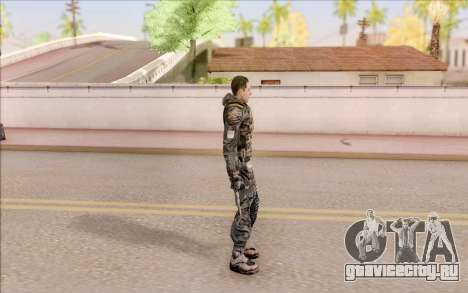 Дегтярёв в бронежилете из S.T.A.L.K.E.R. для GTA San Andreas третий скриншот