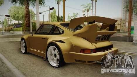 Porsche 911 Carrera RSR для GTA San Andreas вид справа