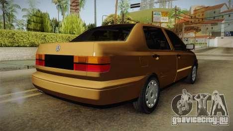 Volkswagen Jetta 1995 для GTA San Andreas вид справа