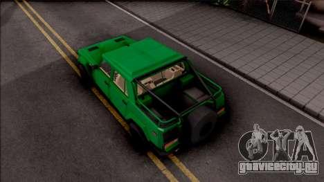 Lamborghini LM002 1986 для GTA San Andreas
