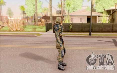 Славен из S.T.A.L.K.E.R. для GTA San Andreas третий скриншот