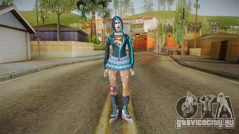 Saints Row The Third - Decker Specialist для GTA San Andreas второй скриншот