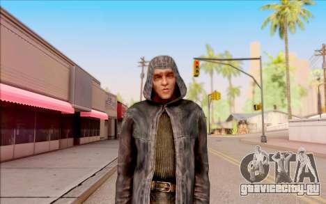 Молодой Боров из S.T.A.L.K.E.R. для GTA San Andreas третий скриншот