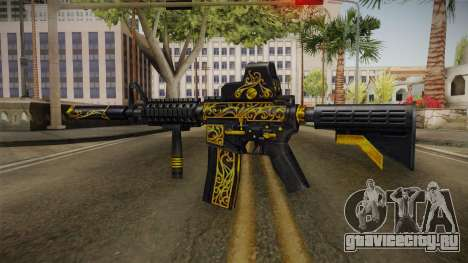 SFPH Playpark - Antique M4A1 для GTA San Andreas