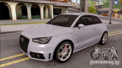 Audi A1 S-Line 2011 для GTA San Andreas