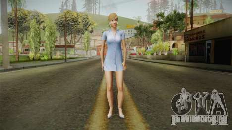 Sandra Skin для GTA San Andreas второй скриншот