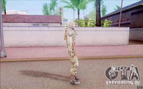 Волк из S.T.A.L.K.E.R для GTA San Andreas третий скриншот