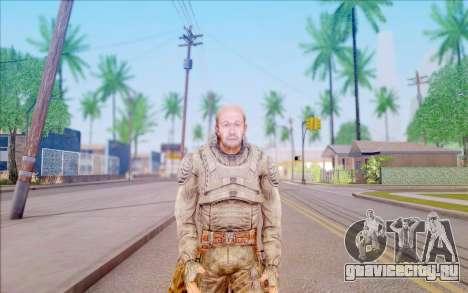 Проводник из S.T.A.L.K.E.R. для GTA San Andreas второй скриншот
