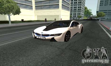 BMW i8 Armenian для GTA San Andreas