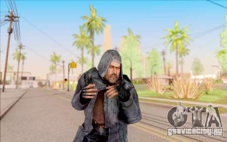 Магомет из S.T.A.L.K.E.R. для GTA San Andreas шестой скриншот