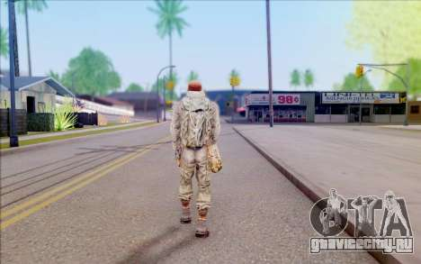 Проводник из S.T.A.L.K.E.R. для GTA San Andreas четвёртый скриншот